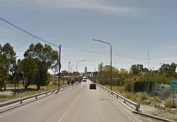 El nene fue hallado en cercanías al Puente del Poeta en la capital provincial.