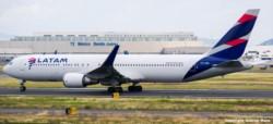 Boeing 767-300. (Archivo)