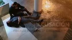 Tras la difusión del video, detuvieron en Rosario al sospechoso de la agresión sexual a la médica.