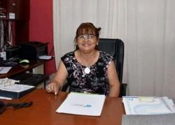 Marina Canteros, intendenta de Conscripto Bernardi decidió renunciar al cobro de sueldo como jefa del Departamento Ejecutivo.