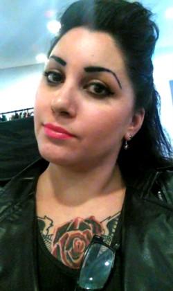 Érica Basile, de 34 años, quien acusó a Rago por violación.