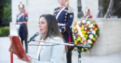 El Gobierno le quitó las credenciales a Elisa Trotta, la embajadora de Juan Guaidó en Argentina.