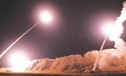 Irán respondió al ataque con misiles de fabricación iraní que no fueron detectados ni anulados por la defensa antiaérea de EEUU en Iraq.