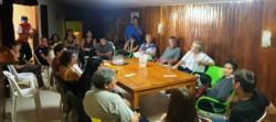 Comenzaron las reuniones entre el municipio, las vecinales, comparsas, bomberos voluntarios y clubes deportivos.