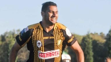 El delantero Jorge Piñero Da Silva rescindió su contrato con Deportivo Madryn y se sumará a Cipolletti.