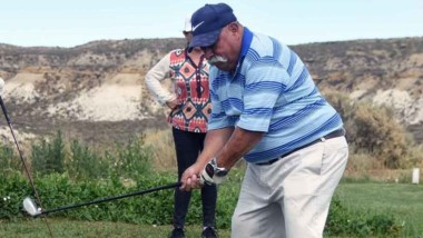 El Puerto Madryn Golf Club abrió sus actividades del año 2020.