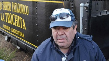 Vocero. Ayer Carlos Agüero todavía esperaba poder reunirse con el ministro de la Producción para intentar tener alguna respuesta salarial.