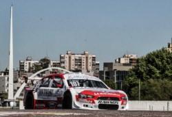 Lucas Valle tuvo un buen fin de semana con Mitsubishi del Azar Motorsport.