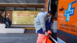 Se reportaron 318 muertes por coronavirus en las últimas 24 horas,