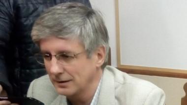 Sergio Ongarato defendió a Perón de las expresiones de Diego Austin.