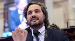 Santiago Cafiero aseguró que la marcha al Obelisco de este lunes en contra del Gobierno la