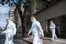 Se registraron 287 muertes por coronavirus en las últimas 24 horas.
