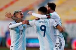 Argentina volvió a ganar en La Paz después de 15 años con un Leo en buen nivel, especialmente en el segundo tiempo.