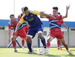 Los goles de la visita lo marcaron Miracco y Pons. Zárate salió lesionado.