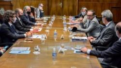 El Gobierno nacional y el Consejo Agroindustrial Argentino acordaron los ejes de una Estrategia Nacional Agroalimentaria.