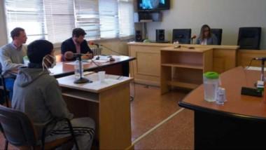El fiscal Forti y su colega el doctor Robertson expusieron los elementos que configuran la hipótesis.