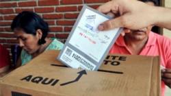 El Gobierno autorizó hoy a circular a las personas involucradas en las elecciones presidenciales de Bolivia.