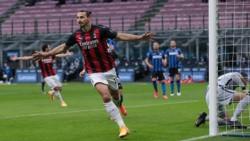 En Milán manda Ibrahimovic. Doblete para ganar 1-2 al Inter y ser líder en solitario.