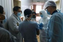 El Ministerio de Salud confirmó este sábado 13.510 nuevos casos de Covid-19 y 384 nuevas muertes.
