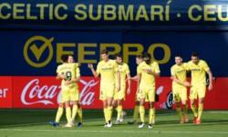 Villarreal se quedó con el clásico de la Comunidad Valenciana y se subió a la punta.