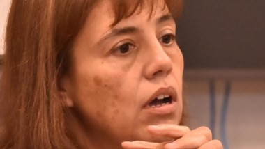 Cuestionada. La jueza Moreno y un reclamo de una denunciante.