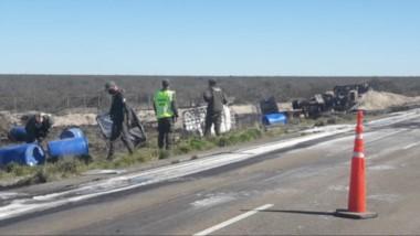 El fiscal Daniel Báez dijo que el material era sumamente inflamable y su combustión causó la muerte.