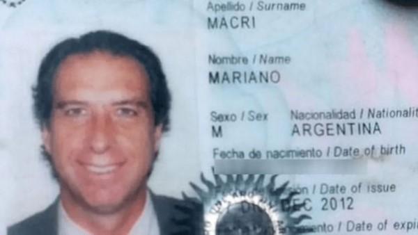 Mariano Macri.