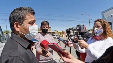 Ayer desde la Dirección del Santa Teresita confirmaron que un hombre, tras varios días, dejó el respirador.