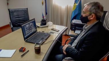 El ministro de Salud Fabián Puratich confirmó que ampliarán acciones para el calendario de vacunación.