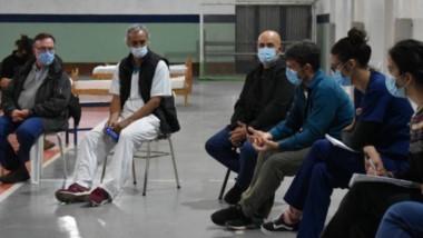 Premisas. Profesionales de la salud y funcionarios acordaron implementación del programa en terreno.