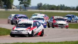 Julián Santero y el Toyota, dominaron la Clase 3  a voluntad en La Plata.