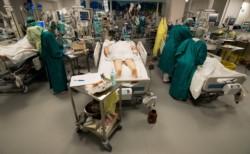 El sistema de salud de Bélgica, el ejemplo de esta imagen, está en situación