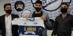 Más hincha que jugador. La llegada de Pablo Barrientos a Newbery jerarquiza el Federal Amateur atípico.