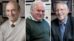 Los virólogos Harvey J. Alter, Michael Houghton y Charles M. Rice fueron distinguidos este lunes con el premio Nobel de Medicina.
