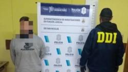 El sospechoso de haber cometido la mortal agresión, identificado como Claudio Farías, fue arrestado horas más tarde.