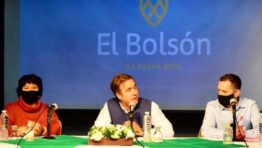 Marca. El Bolsón presentó en sociedad su nuevo logo turístico.