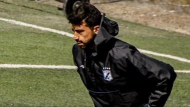"""Axel Juárez, refuerzo de """"La Banda"""", será uno de los jugadores con mayor experiencia y trayectoria."""