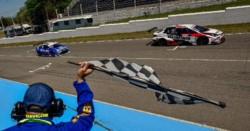 Rossi hizo doblete durante el fin de semana en el Cabalén.