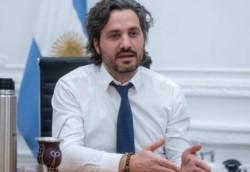 El jefe de Gabinete, Santiago Cafiero, evaluó que el expresidente Mauricio Macri