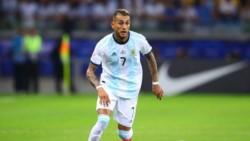 Pereyra no participará de los próximos dos partidos con  Argentina  por lesión muscular en muslo izquierdo.