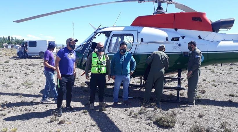 Misterio en Talagapa: aún no fue encontrado el peón rural