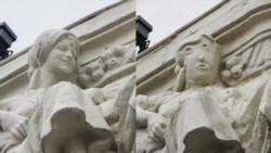 El famoso 'Ecce homo, destrozado en 2012 por un restaurador aficionado.
