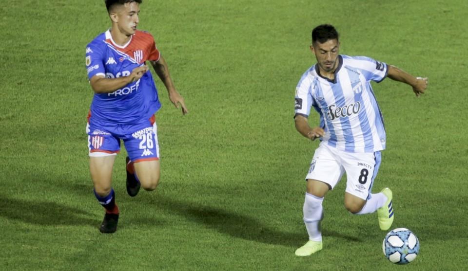 Atlético Tucumán venció en casa 3-1 a Unión
