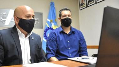 El trabajo fue solicitado por los autoridades de Comodoro Rivadavia.
