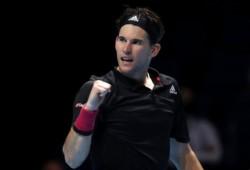 Thiem y Nadal jugaron un partidazo en las ATP Finals y el austríaco se llevó la victoria en sets corridos.