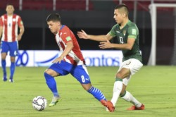Paraguay es 4º con 6 puntos, siguen invictos. Primer punto para Bolivia.