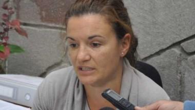 Florencia Gómez. Fiscal del caso.