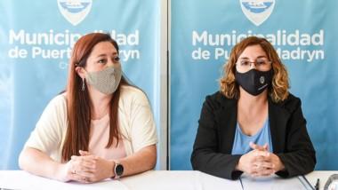 Vanesa Cabrera y Paola Gómez brindaron detalles en rueda de prensa.