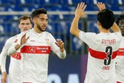 Nicolás González: golazo en Stuttgart y alarma por su lesión luego de brillar con la selección.
