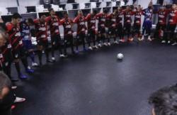 A un día de jugar contra River por los octavos de la Libertadores, Santos, Jandrei, Zé Ivaldo, Alvarado, Abner y Nikão dieron positivo de coronavirus.